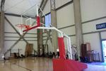 Portable Basketball Structure