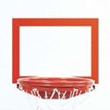 Picture of Bison Replacement Backboard Shooters Square