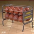 Picture of Bison 16 Ball Heavy-Duty Lockable Ball Cart