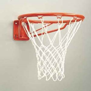 Bison Magnum Heavy Duty Playground Basketball Goal Sports