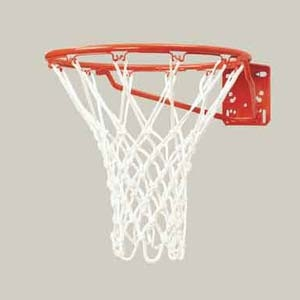 Picture of Bison Standard Front Mount Competition Basketball Goal