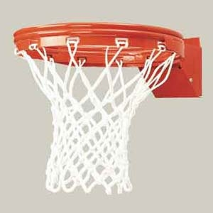 Picture of Bison Double-Rim Heavy-Duty Recreational Flex Basketball Goal