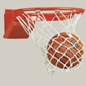 Picture of Bison Elite Competition Breakaway Basketball Goal