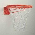 Picture of Bison Front Mount Double-Rim Basketball Goal