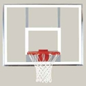 "Picture of Bison 42"" x 54""  Unbreakable Polycarbonate Backboard"