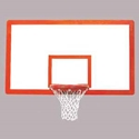 "Picture of Bison 42"" x 72"" Tuffglass™ Fiberglass Rectangular Backboard"