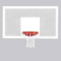 "Picture of Bison 42"" x 72"" Perforated Steel Playground Backboard"