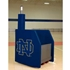 Picture of Bison Arena II Freestanding Portable Volleyball System