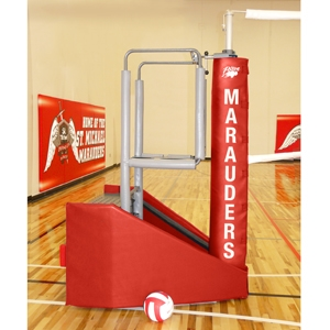 Picture of Bison Arena JR Freestanding Portable Volleyball System