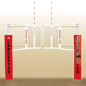 Picture of Bison Centerline Elite Steel Hybrid Volleyball System