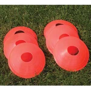 Picture of Bison Soccer Practice Disks (Set of 24)