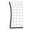Picture of Champro 2.0 MM Twisted PE 32'; Varsity Volleyball Net, Steel Cable Top