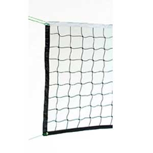 Picture of Champro 2.5 MM Twisted PE 30'; Indoor/Outdoor Volleyball Net, PE Rope Top Cable