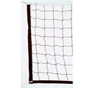 Picture of Champro 2.5 MM Twisted PE 32'; Collegiate Volleyball Net, Steel Cable Top