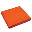 Picture of Champro Pro Style Molded Optic Orange Safety Base