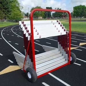 Picture of Stackhouse 2 Wheel Hurdle Cart