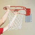 Picture of Bison Removable Practice Basketball Goal Package