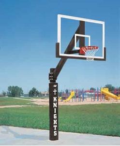 Picture of Bison Outdoor DuraSkin® No-Glue Basketball Backboard Padding