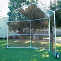 Picture of L.A. Steelcraft Portable Junior Baseball Backstop