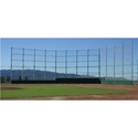 Picture of L.A. Steelcraft Traditional Baseball Backstop
