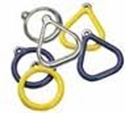 Picture of L.A. Steelcraft Swing Rings & Triangles