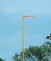 Picture of Bison Football Wind Direction Streamers