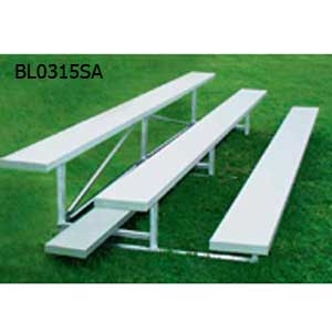 Picture of L.A. Steelcraft Portable Bleachers