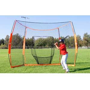 Bownet Mini Backstop Hitting Station Sports Facilities