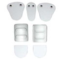 Picture of Adams Tuff Lite Snap-In Complete Football Pad Set