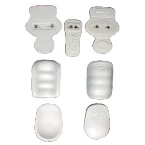 Picture of Adams Tuff Lite Snap-In Complete Pad Set