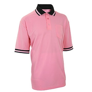 Picture of Adams PINK  Sleeve Umpire Shirt