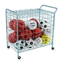 Picture of Athletic Connection Deluxe Portable Ball Locker