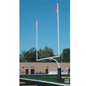 Picture of Gared® REDZONE™ College Football Goalposts
