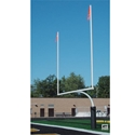 Picture of Gared® REDZONE™ Football Goalpost Ground Sleeve