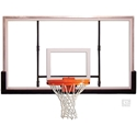 "Picture of Gared® 42"" x 72"" Outdoor Glass Rectangular Backboard"