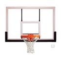 "Picture of Gared® 42"" x 60"" Outdoor Glass Rectangular Backboard"