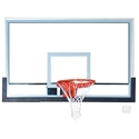 "Picture of Gared® 42"" x 60"" Outdoor Glass Rectangular Backboard with Clear View"