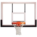 "Picture of Gared® 42"" x 60"" Acrylic Rectangular Backboard with Aluminum Front"
