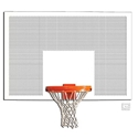 "Picture of Gared® 42"" x 60"" Perforated Steel Rectangular Backboard"