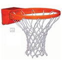 Picture of Gared® FIBA International Tournament Breakaway Basketball Goal with Nylon Net