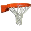 Picture of Gared® Double Ring Playground Breakaway Basketball Goal with Nylon Net