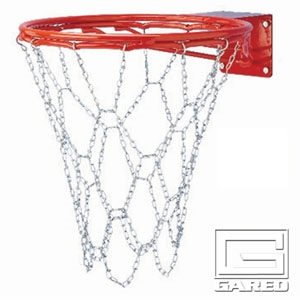 Picture of Gared Steel Chain Basketball Net for Double Bumped-Ring Goals