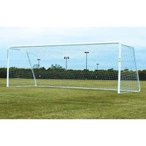 "Picture of AlumaGoal 4"" Round Powder Coated Classic Club Soccer Goal"