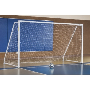 Picture of Pair of Portable, Foldable Indoor Soccer Goals