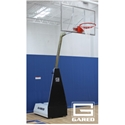 Picture of Gared Micro-Z54™ Roll-Around Basketball System with 4' Boom