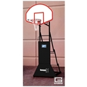 "Picture of Gared HOOPS 21™ ""3 on 3"" Height Adjustable Portable Basketball System - 54"" Acrylic"