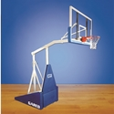 Picture of Gared Hoopmaster LT Portable Basketball System With 5' Boom