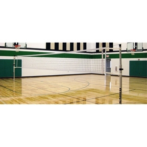Picture of Gared RallyLine Scholastic Telescopic Competition Volleyball System
