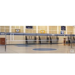 Picture of Gared Libero Collegiate Aluminum Volleyball System