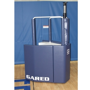 Picture of Gared Go Court Portable Volleyball System